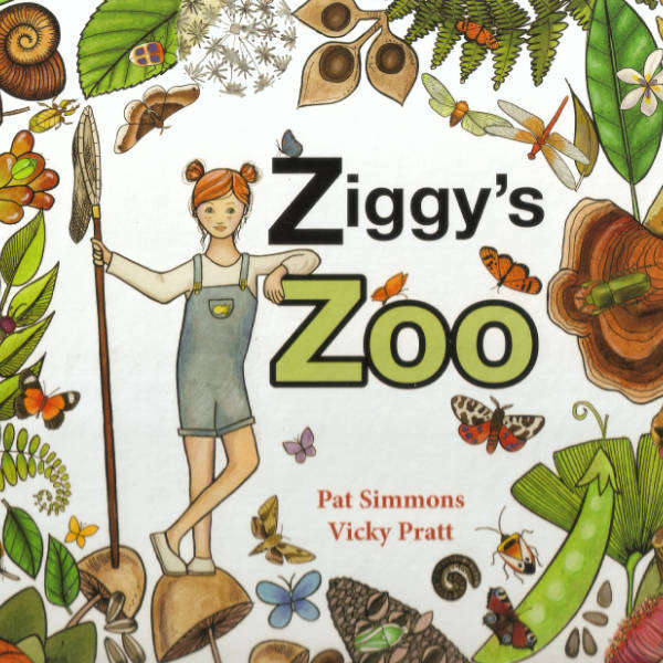 Ziggy's Zoo cover